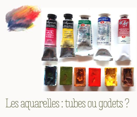 Les aquarelles