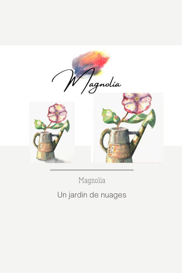 peinture-aquarelle-tutoriel-magnolia-fleur-botanique-helene-valentin-auteure-illustratrice