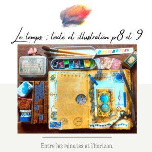 P9-aquarelle-horloge-temps-grimoire-scrapbooking-helenevalentin